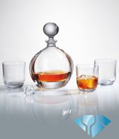 Kristal Whisky set Orbit