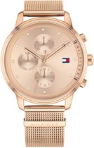 Tommy Hilfiger TH1781907 horloge - Dames - Rosékleurig - edelstaal PVD