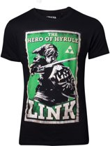 Zelda - Propaganda Link Men's T-shirt - XXL