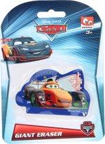 Disney Cars Reuze Gum Giant Eraser 10 X6 Cm Oranje