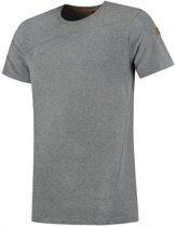 Tricorp 104002 T-Shirt Premium Naden Heren Stonemel maat L