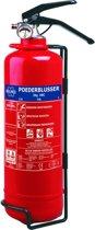 Elro Brandblusser - Poeder - 2KG - ABC
