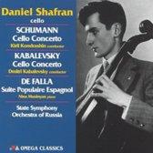 Daniel Shafran, cello