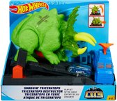 Hot Wheels City Verpletterende Triceratops