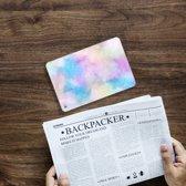 Apple iPad Mini 4 Uniek Tablethoesje Watercolor Light