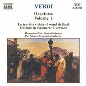 Verdi: Overtures Vol 1 / Morandi, Hungarian State Opera