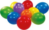 100 Latex Balloons Assorted 18cm/7