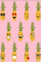 Funny Pineapple Journal
