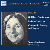 Bach: Goldberg Variations