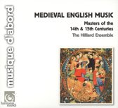Medieval English Music 14th  Centuries