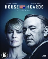 House Of Cards - Seizoen 1 t/m 5 (USA) (Blu-ray)