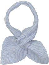 Cashmere baby sjaaltje van Les Lutin, lichtblauw