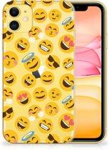 TPU bumper Apple iPhone 11 Emoji