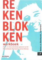 Rekenblokken Werkboek 1F eten, meetkunde en verbanden