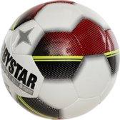 Derbystar Classic S-Light - Maat 4 - 290/310 Gram - Wit/Rood/Geel