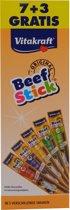Vitakraft Beefstick Multipack Hondensnack 10 St - 1 St