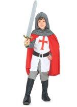 Kruisvaarder ridder kostuum voor jongens - Verkleedkleding