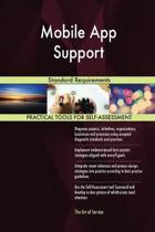 Mobile App Support Standard Requirements