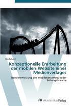 Konzeptionelle Erarbeitung Der Mobilen Website Eines Medienverlages