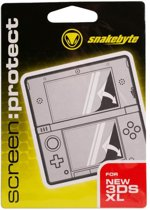 Snakebyte New 3DS screen:protect