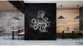 Livingwalls Fotobehang Walls by Patel blackboard 4 - 400x270 cm (B x H)