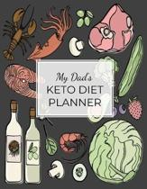 My Dad's KETO DIET PLANNER