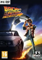 Back to the Future: The Game - Windows
