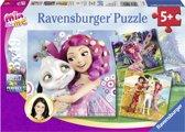 Ravensburger Mia Me Drie puzzels van 49 stukjes
