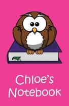 Chloe's Notebook