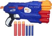 NERF N-Strike Elite Dual Strike  - Blaster