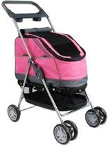 Petcomfort buggy fuchsia 44x60x94 cm