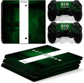 Rotterdam - PS4 Pro Console Skins PlayStation Stickers