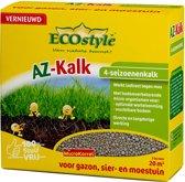 ECOstyle AZ-Kalk - 2 kg - kalk voor 20 m2