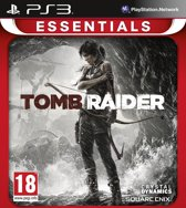 PS3 Game Tomb Raider (Essentials)