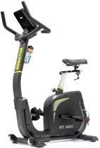 Hometrainer - Fitbike Senator - Ergometer - Fitness fiets - Indoor home trainer fitness - Grijs