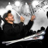 MikaMax - Rhythm Sticks - Drumstokken - Drummen - Muziek - Geluid