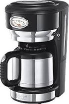 Russell Hobbs Thermos Retro Classic koffiezetapparaat 21711-56 koffiefiltermachine