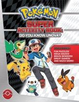 Pokemon Super Activity Book
