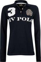 HV Polo Favouritas Eques LS - Polo Shirt - Navy - M