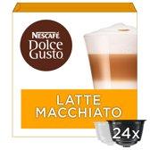 NESCAFÉ® Dolce Gusto® Latte Macchiato koffie cups - 3 x 16 capsules