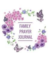 Family Prayer Journal