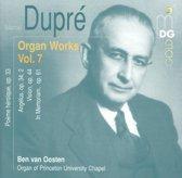 Complete Organ Works Vol7: In Memor