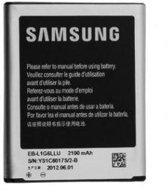 Samsung Galaxy S3 Neo Batterij origineel EB-L1G6LLU