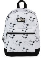 Stationery Team Rugzak Star Wars 17 Liter Wit/zwart