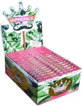 Lange Vloei hemp & Tip - Tobacco - Vloeipapier - Smoking vloei - Longpaper - Groen/Goud