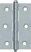AXA SCHARNIER SMAL VERZINKT 76X51 11010452E