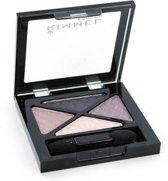 Rimmel Glam'Eyes Quad Eyeshadow - 003 Smokey Purple - Oogschaduw Palet