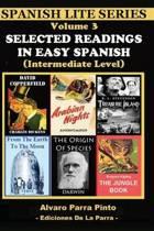 Selected Readings in Easy Spanish Vol 3