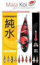NISHIKIGOI-Ô NISHIKIGOI-Ô grower 6mm Visvoer - 5 kg - Drijvend