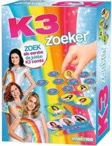 K3: Reisspel - K3 zoeker
